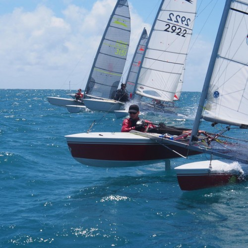 New Plymouth Yacht Club Classes PaperTiger