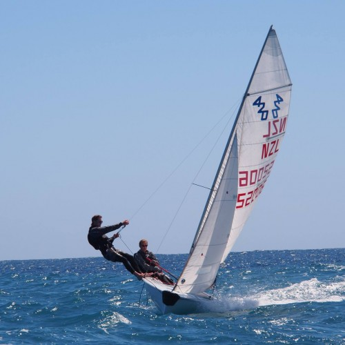 New Plymouth Yacht Club Classes 420